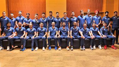 IND vs SL 2021: श्रीलंका दौऱ्यासाठी 'गब्बर' शिखर धवनची टीम इंडिया रवाना, BCCI ने शेअर केला खास Photo
