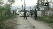 Jammu-Kashmir: सोपोर मध्ये दहशतवाद्यांना भारतीय जवानांकडून सडेतोड उत्तर, लष्कराच्या कमांडरसह तीन जणांचा खात्मा