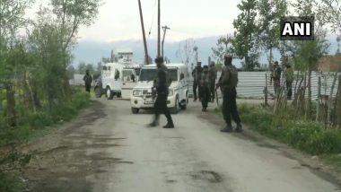 Jammu and Kashmir: जम्मू -काश्मीरच्या राजौरी जिल्ह्यात सुरक्षा दल आणि दहशतवाद्यांत चकमक, 2 दहशतवादी ठार