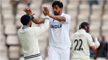 IND vs NZ ICC WTC Final 2021: इंग्लंडमध्ये Ishant Sharma याचा डंका, विकेट घेताच केले 2 मोठे कीर्तिमान