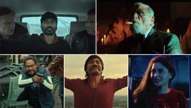 Jagame Thandhiram Trailer मधील अभिनेता Dhanush च्या लूकला चाहत्यांची पसंती, पाहा ट्रेलर
