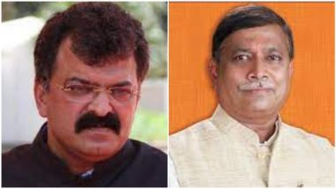 Tata Cancer Center सदनिकांवरुन गृहनिर्माण मंत्री जितेंद्र आव्हाड आणि शिवसेना आमदार अजय चौधरी यांच्यात आरोप प्रत्यारोप; मुख्यमंत्री उद्धव ठाकरे यांच्याकडून निर्णयाला स्थगिती