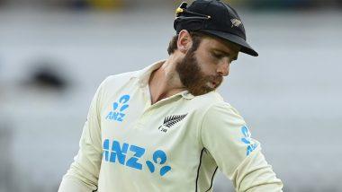 ENG vs NZ 2nd Test:एजबॅस्टन टेस्ट सामन्यापूर्वी किवी संघाला जबर झटका,Kane Williamson दुसऱ्या कसोटीतून बाहेर