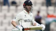 IND vs NZ WTC Final 2021: भारताविरुद्ध संयमी बॅटिंग करत Kane Williamson ने रचला, माजी किवी कर्णधाराचा रेकॉर्ड मोडत एलिट यादीत मिळवले दुसरे स्थान