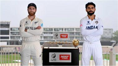 IND vs NZ WTC Final 2021:केन विल्यमसनने जिंकला टॉस, पहिले घेतला बॉलिंगचा निर्णय; हे11 किवी भारताला देणार टक्कर