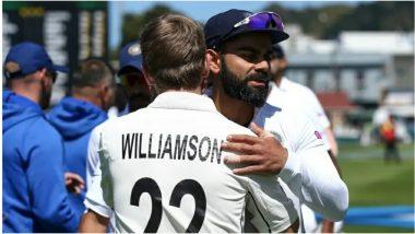 ICC ने सुरु केला भारत विरुद्ध न्यूझीलंड WTC फायनल सामन्याचे काऊंटडाऊन, आता शिल्लक फक्त इतके दिवस