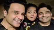खळखळून हसवणारा The Kapil Sharma Show पुन्हा एकदा प्रेक्षकांच्या भेटीला येतोय? कृष्णा अभिषेक, भारती सिंह आणि किकू शारदाचे फोटो समोर आले
