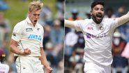 ICC WTC Final 2021: कसोटी अजिंक्यपद फायनलमध्ये हे 7 गोलंदाज करणार धमाल, एकहाती बदलू शकतात सामन्याचा निकाल