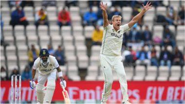 IND vs NZ WTC Final 2021 Day 3: काईल जेमीसनच्या 'पंच'ने टीम इंडिया बॅकफूटवर, पहिल्या डावात 'विराटसेने'ची 217 धावांपर्यंत मजल