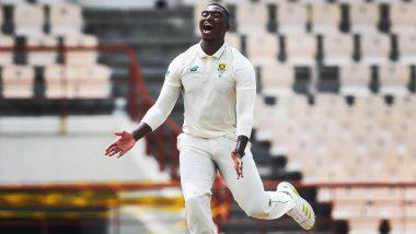 WI vs SA 1st Test: लुंगी एनगीडीचा 'पंच', पहिल्या टेस्ट सामन्यात वेस्ट इंडिज97 धावांवर ढेर; दक्षिण आफ्रिका मजबूत स्थितीत