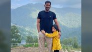 MS Dhoni याचा कन्या Ziva सोबत नवीन लूक पाहिलात का? पाहा फोटोज व Videos