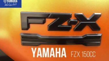 भारतात लॉन्च झालेल्या यामाहा कंपनीच्या नव्या FZX च्या किंमतीसह फिचर्सबद्दल अधिक जाणून घ्या