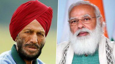 Milkha Singh Health Update: पंतप्रधान नरेंद्र मोदी कडून मिल्खा सिंह यांच्या तब्येतीची विचारपूस, किरेन रिजिजू यांनी केले कौतुक (See Tweet)