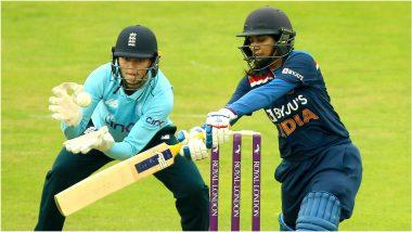 ICC Women's ODI Batting Rankings: मिताली राजचा फलंदाजांच्या टॉप-5 मध्ये प्रवेश, Smriti Mandhana हिची 'या' क्रमांकावर घसरण