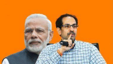 CM Uddhav Thackeray-PM Modi Meet: मुख्यमंत्री उद्धव ठाकरे आज पंतप्रधान नरेंद्र मोदी यांची भेट घेणार, 'या' मुद्द्यांवर होऊ शकते चर्चा