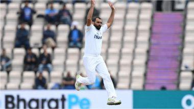 IND vs NZ WTC Final 2021: मोहम्मद शमीने न्यूझीलंडला दिला तिसराझटका, Ross Taylor याला धाडलं माघारी; किवी संघ 117 धावांवर3 बाद