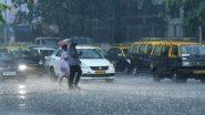 Maharashtra Monsoon Update: पुढील 3-4 तासांत रत्नागिरी, रायगड, सिंधुदुर्गात समाधानकारक पाऊस पडण्याची शक्यता- IMD