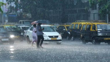 Maharashtra Monsoon Forecast: पुढील 3 तासांत ठाणे, रायगड, रत्नागिरी, सिंधुदुर्ग मध्ये मुसळधार पावसाची शक्यता