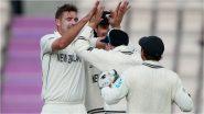 IND vs NZ WTC Final 2021: साउथॅम्प्टनमध्ये Tim Southee ने गाठला 600 आंतरराष्ट्रीय विकेट्सचा पल्ला, Shubman Gill याला केलं पायचीत