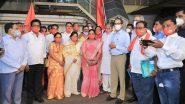 Hinganghat Municipal Council: भाजपला धक्का; हिंगणघाट नगर परिषदेतील 13 आजी-माजी नगरसेवकांचा शिवसेना पक्षात प्रवेश