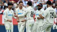 ICC WTC Final 2021 NZ Likely Playing XI:विश्व कसोटी अजिंक्यपद स्पर्धेच्या फायनल सामन्यासाठी 'अशी' असेल न्यूझीलंडची संभाव्य प्लेइंग इलेव्हन