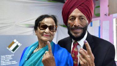 Nirmal Kaur Passes Away: माजी धावपटू Milkha Singh यांच्या पत्नी निर्मल कौर यांचे Covid-19 मुळे निधन; होत्या महिला व्हॉलीबॉल संघाच्या माजी कर्णधार