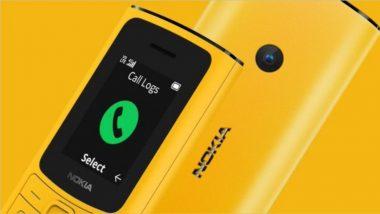 Nokia 110 4G आणि Nokia 105 4G लॉन्च, शानदार फिचर्ससह किंमती बद्दल जाणून घ्या अधिक