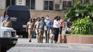 मुंबईतील मंत्रालय बॉम्बने उडवून देण्याची धमकी देणारा आरोपी शैलेश शिंदे याला पोलिसांकडून अटक