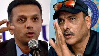 IND vs SL Series 2021: श्रीलंका दौऱ्यावर मुख्य प्रशिक्षक Rahul Dravid यांच्या यशामुळे इंग्लंडमध्ये बसलेल्या Ravi Shastri यांच्यावर वाढणार दबाव?