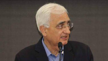 Salman Khurshid: 'ते' स्वत: तरी या मार्गाने पक्षात या पदावर पोहोचलेत काय? काँग्रेस नेते सलमान खुर्शीद यांचा  'जी-23' नेत्यांवर निशाणा