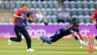 ENG vs SL 2nd T20I: इंग्लडच्या Sam Curran ने केलेला असा भन्नाट रनआऊट आपण नक्कीच पहिला नसेल, पाहा हा जबरदस्त Video