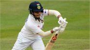 IND W vs ENG W Test 2021: 17 वर्षीय Shafali Verma हा कमाल करणारी बनली पहिली भारतीय महिला, इंग्लंड विरोधात नोंदवला वर्ल्ड रेकॉर्ड