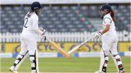 IND W vs ENG W Test 2021: शेफाली वर्मा, स्नेह राणा यांची ऐतिहासिक कामगिरी, भारत-इंग्लंड कसोटी सामना ड्रॉ
