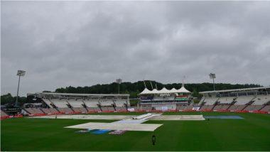 IND vs NZ WTC Final 2021 Day 4: पावसामुळे Southampton येथे पहिल्या सत्राचा खेळ रद्द, ICC कडून अधिकृत घोषणा