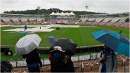IND vs NZ WTC Final 2021: हॅम्पशायर बाऊलच्या मैदानात पावसाची जोरदार बॅटिंग, चौथ्या दिवसाचा खेळ रद्द