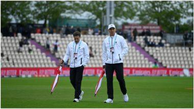 IND vs NZ WTC Final 2021: ओल्या खेळपट्टीमुळे तिसऱ्या दिवसाच्या खेळाला विलंब, काही मिनिटांत होणार परीक्षण