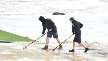 Southampton Weather Update: चाहत्यांसाठी खुशखबर! साउथॅम्प्टनमध्ये पावसाने घेतील विश्रांती, या वेळी होणार खेळपट्टीचे परीक्षण