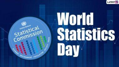 Statistics Day 2021: 29 जून 2021 या दिवशी सांख्यिकी दिन होणार साजरा