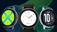 Syska Bolt SW200 स्मार्टवॉच भारतात लॉन्च, SpO2 सेंसरसह जाणून घ्या किंमत