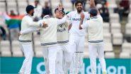 IND vs NZ WTC Final 2021: इशांत शर्मानेटीम इंडियाला मिळवून दिले सर्वात मोठे यश, किवी कर्णधारKane Williamson 49 धावांवर बाद