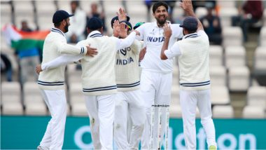 IND vs NZ WTC Final 2021: भारतीय गोलंदाजांना मोठं यश, Kane Williamson 49 धावांवर बाद
