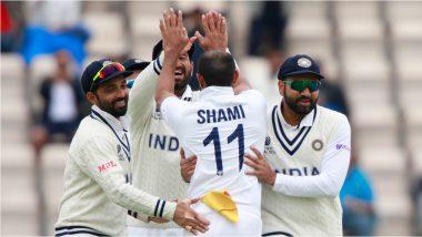 IND vs NZ WTC Final 2021: केन विल्यमसनची एकाकी झुंज, न्यूझीलंडचापहिला डाव 249 धावांवर आटोपला; भारताविरुद्ध घेतली32 धावांची आघाडी