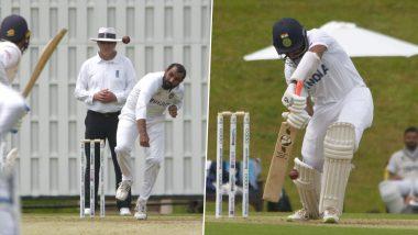 ICC World Test Championship: साऊथॅम्प्टनमध्ये WTC फायनल सामन्यासाठी 'विराटसेने'चीमॅच प्रॅक्टिस, BCCI ने शेअर केले फोटोज