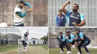 ICC WTC Final 2021: टीम इंडियाने कसली कंबर, न्यूझीलंड विरोधात फायनल लढतीसाठी सुरु केली तयारी (Watch Video)