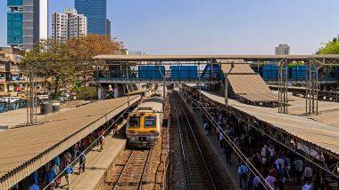 Mumbai Local Update: हार्बर मार्गावरील विस्कळीत रेल्वेसेवा पुन्हा सुरू