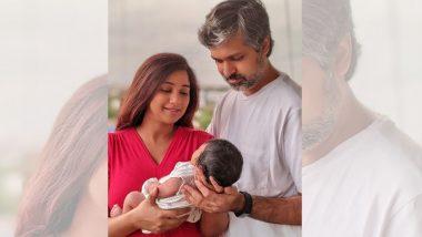 Shreya Ghoshal ने शेअर केली मुलाची पहिली झलक, नाव ठेवलं Devyaan Mukhopadhyaya