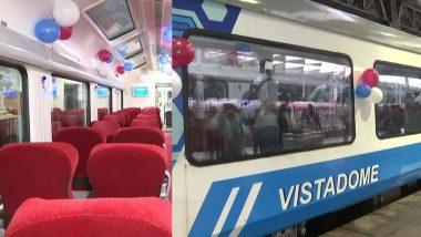 Vistadome Coach सह धावणार्या नव्या Deccan Express ची फीचर्स, वेळापत्रक ते प्रवासादरम्यान काय काय पाहू शकाल? जाणून घ्या सर्व काही