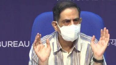 जुलै, ऑगस्टच्या मध्यावर भारतात कोविड लसींचा मुबलक साठा असेल, दिवसाला 1 कोटी लोकांना लस देण्याची क्षमता: ICMR च्या Balram Bhargava यांची माहिती