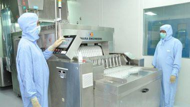 Haffkine Biopharma, भारत बायोटेक कंपनीशी केलेल्या तंत्रज्ञान हस्तांतरण व्यवस्थेअंतर्गत Covaxin लसीच्या 22.8 कोटी मात्रांचे उत्पादन करणार