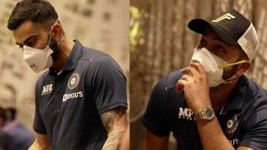 Team India इंग्लंड दौर्यासाठी रवाना; पहा फोटोज